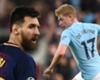Messi, De Bruyne i najbolja momčad Europe