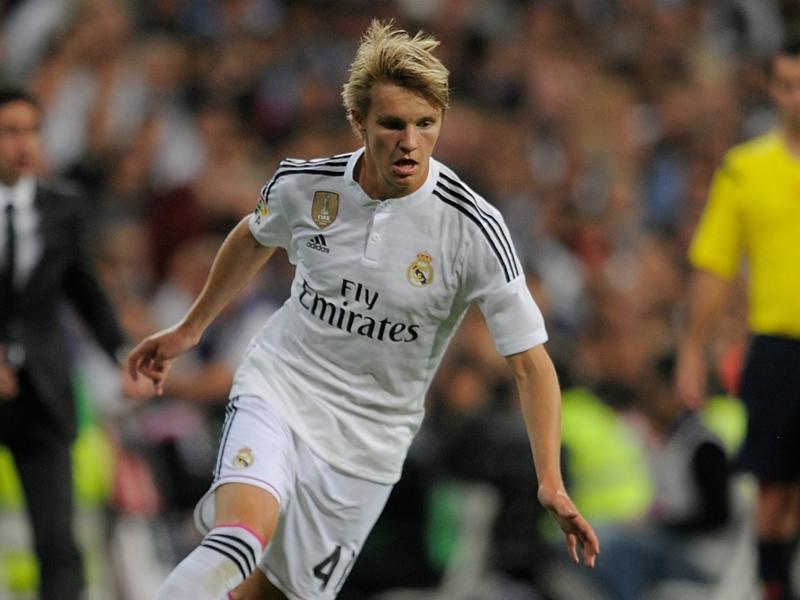 Real Madrid - Martin Odegaard, un nouveau prêt aux Pays-Bas pour continuer à grandir