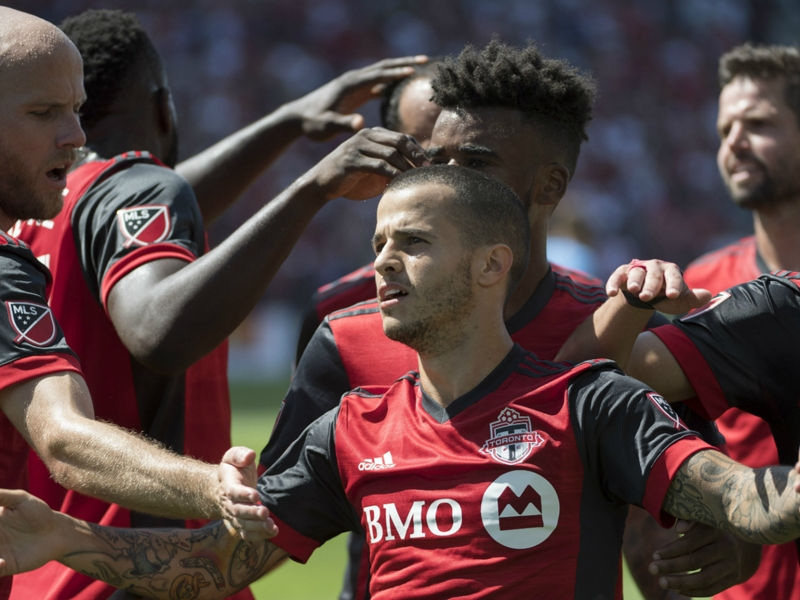 MLS Positional Rankings: Toronto FC dominates Goal's 2017 player breakdown