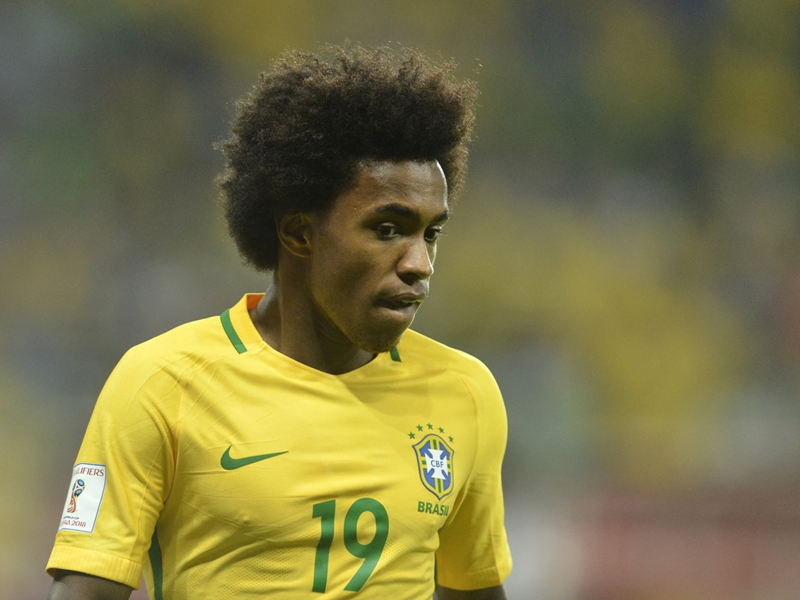 Willian to captain Brazil against Japan