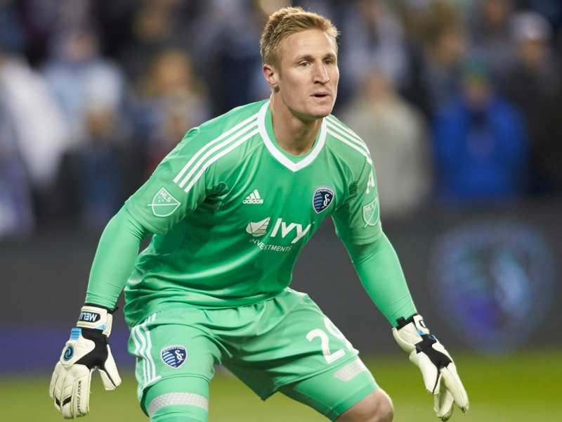 Sporting KC's Melia named MLS Goalkeeper of the Year