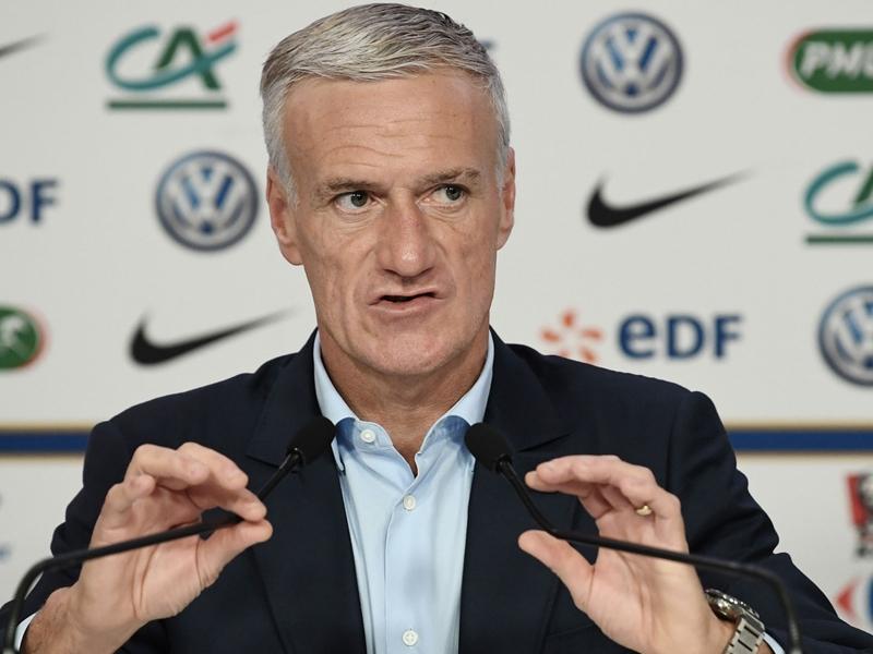 """Équipe de France - Didier Deschamps : """"Je fais des choix et je les assume"""""""