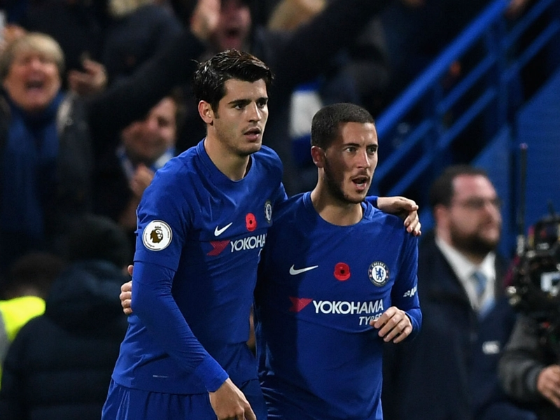 Hazard has 'extra quality' to take Chelsea to the top - Lampard