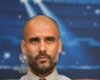 Guardiola focused on progress