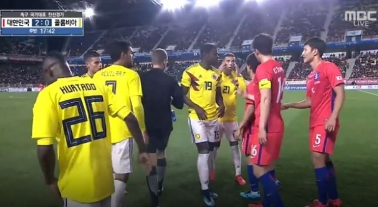 Colombie - Edwin Cardona suspendu cinq matches pour son imitation raciste