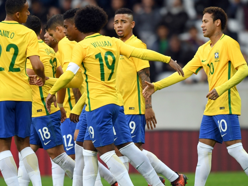Danilo grabs chance, Neymar frustrated - Five talking points from Japan 1-3 Brazil