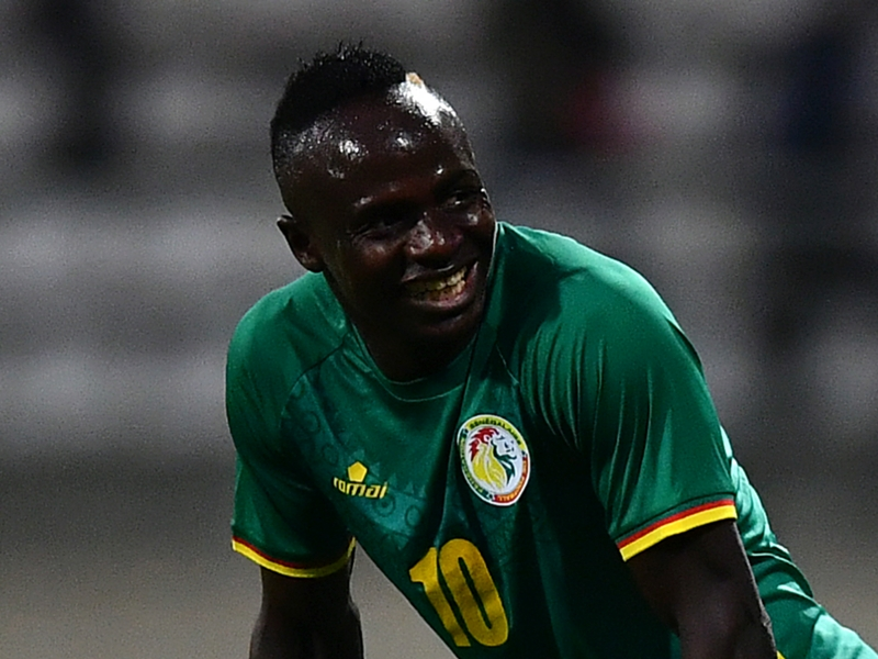 Mane stars as Senegal beat South Africa to confirm World Cup berth