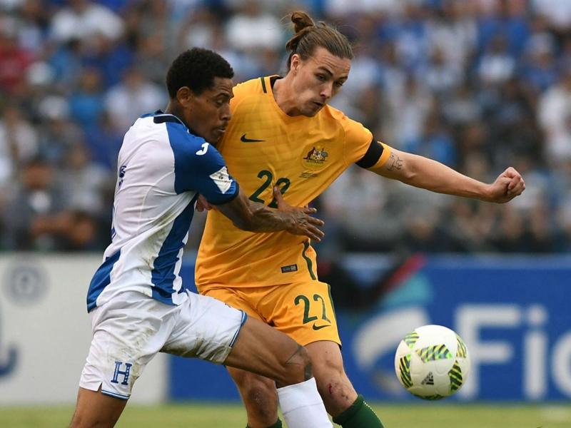'Kangaroos can play football' – Australia boss Postecoglou hits back at Honduran press