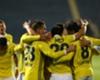 Fenerbahce goal celebration vs Osmanlispor 11042017
