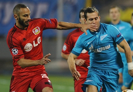 Match Report: Zenit 1-2 Leverkusen
