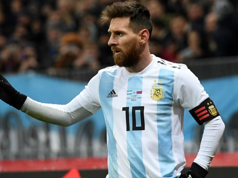 """Coupe du monde - Argentine, Lionel Messi: """"Si nous ne sommes pas champions, nous n'aurons pas d'autre occasion"""""""