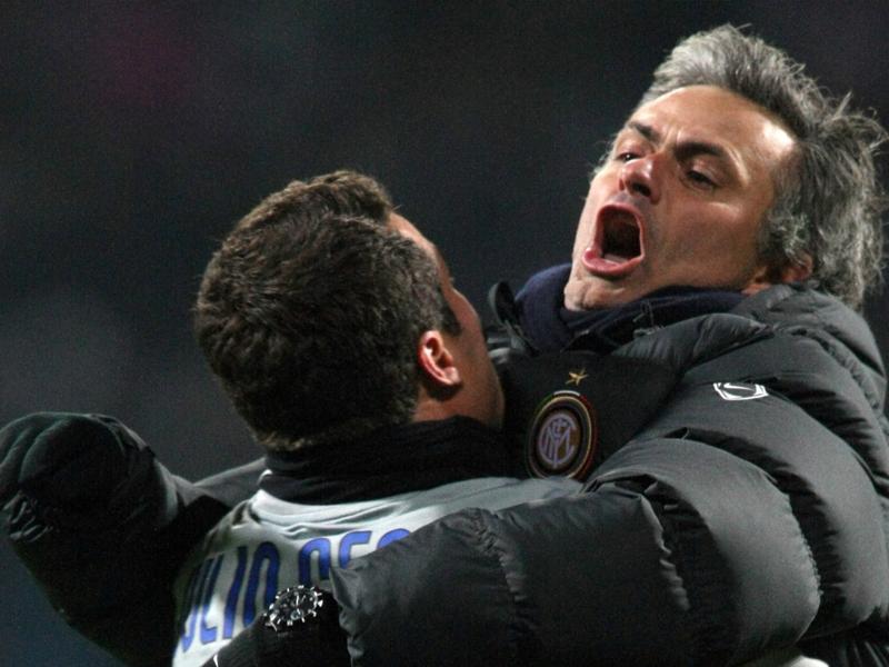 Mourinho was more than a father to me - Julio Cesar