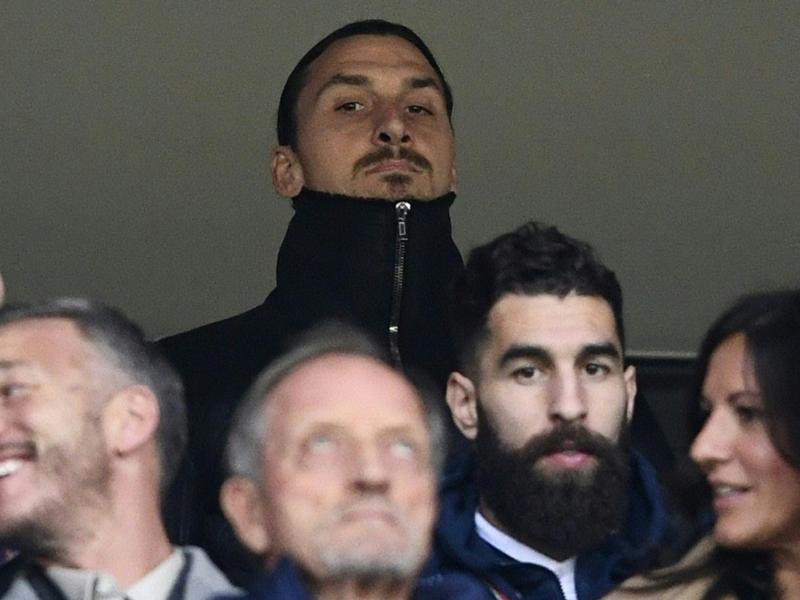 Lukaku: Ibra will help us chase Manchester City