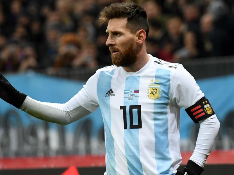 Argentine - Lionel Messi retourne déjà à Barcelone