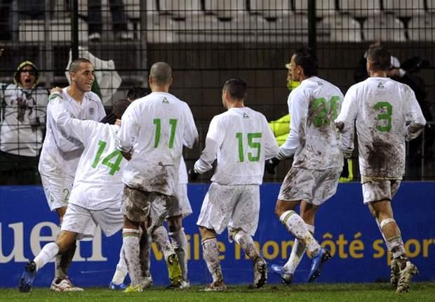 Algeria's Abdelkader Ghezzal: We'll Qualify In Cairo