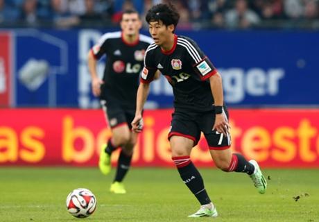 Zenit 1-2 Bayer Leverkusen: Dang, Son
