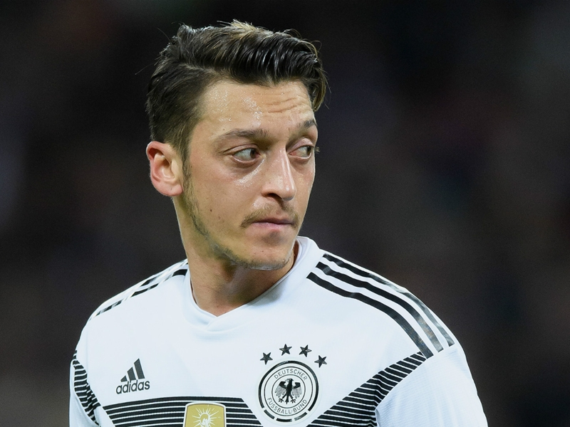LIVE: Germany vs France