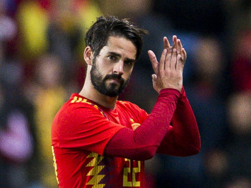 Isco doubtful for Madrid derby after withdrawing from Spain squad