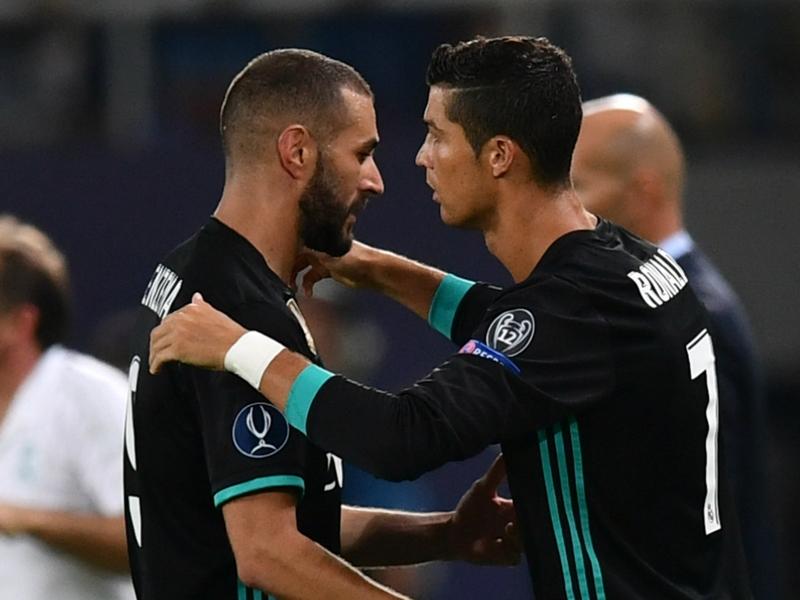 CR7, Benzema, Griezmann, un derby de Madrid pour des buteurs en panne