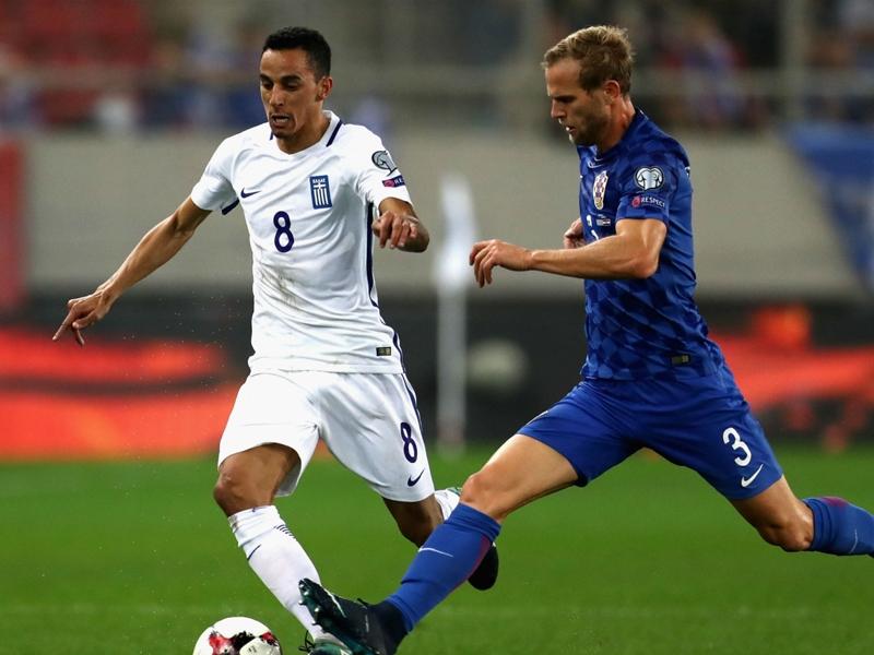 Greece 0 Croatia 0 (1-4 agg): Modric, Rakitic et al book ticket to Russia
