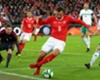 Switzerland striker Haris Seferovic