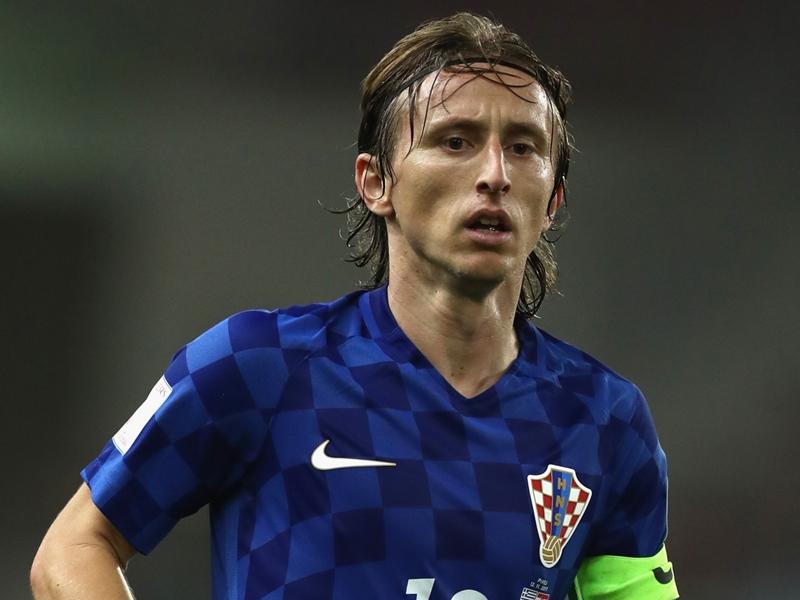 Modric wants Dalic to lead Croatia at World Cup