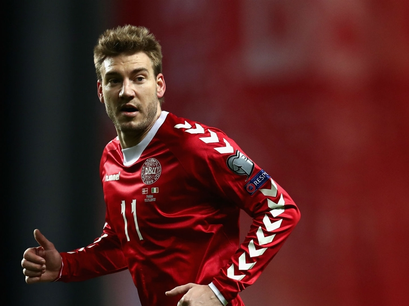 Bendtner accused of breaking taxi driver's jaw in Denmark