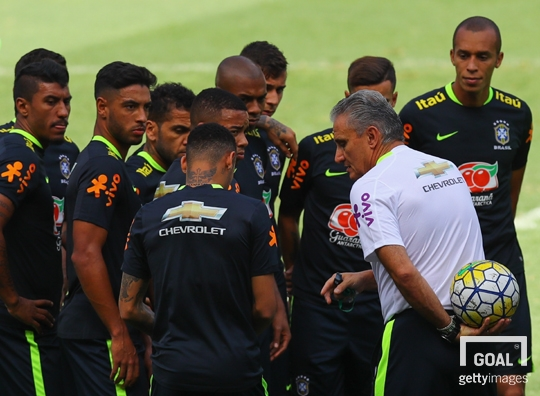 Tite to conduct final Brazil tests versus Russia and Germany