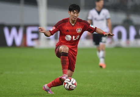 Son happy with victory over Zenit