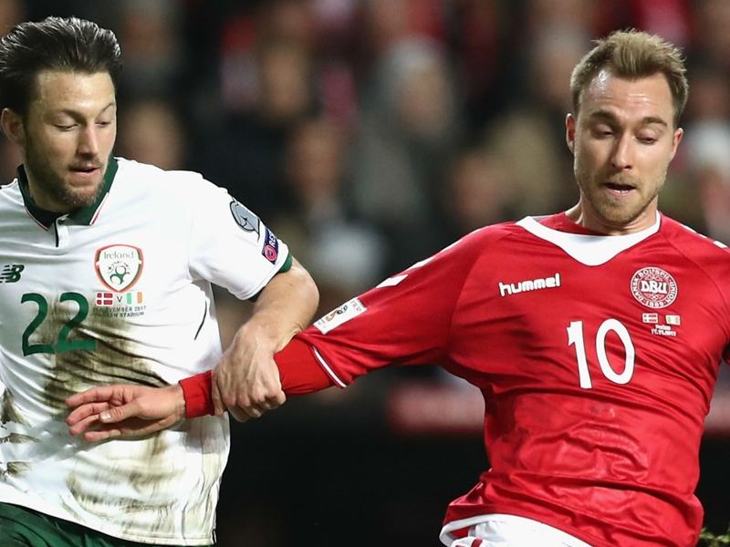 Irlande-Danemark 1-5, un Danemark impressionnant