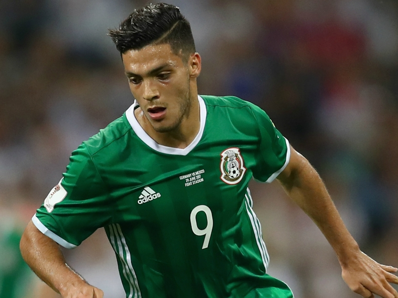 Poland 0 Mexico 1: Hosts struggle again as Lewandowski sits out