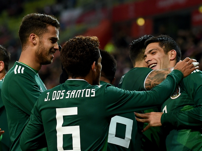 Mexico shows off newfound tactical flexibility during Europe trip