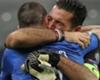 GIGI BUFFON - Italia eliminata