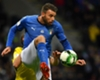 Andrea Barzagli in action for Italy