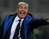 Gian Piero Ventura on the touchline