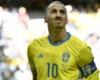 Former Sweden captain Zlatan Ibrahimovic