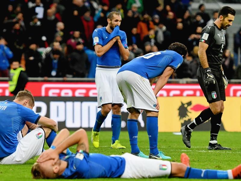 Sélection - Un an après sa piteuse élimination par la Suède en barrage de la Coupe du monde, où en est l'Italie ?