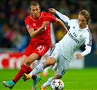 Modric eyes comeback against Schalke