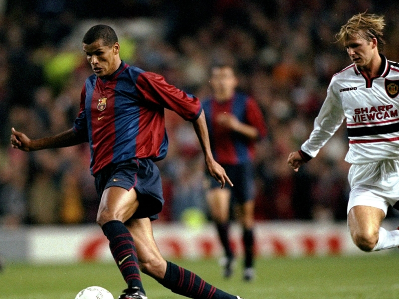Rivaldo: I never had the chance to join Manchester United