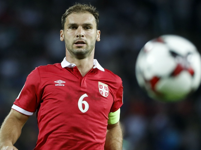 South Korea 1 Serbia 1: Koo penalty earns a draw in Ivanovic's 100th game