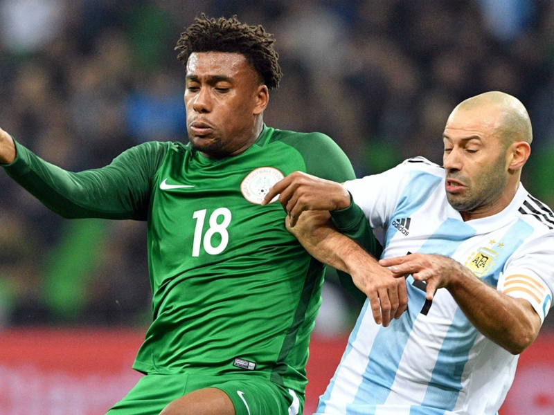 Nigeria, Argentina, Croatia & Iceland stagnant in May Fifa ranking