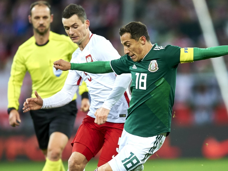 Guardado provides security blanket: Five Thoughts from Mexico's win over Poland
