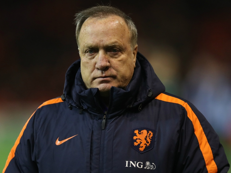 Romania 0 Netherlands 3: Advocaat signs off in style