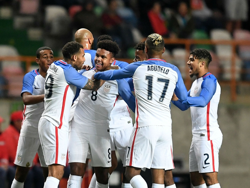 USMNT Player Ratings: McKennie, Adams showcase potential in Portugal stalemate