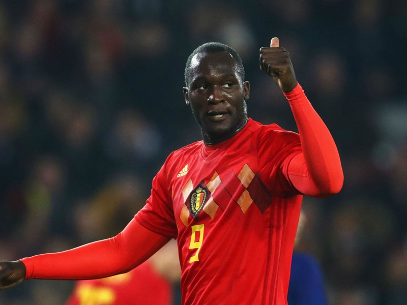 Belgium 1 Japan 0: Lukaku breaks scoring record with second-half winner
