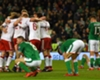 Contrasting emotions greet full-time in Republic of Ireland 1-5 Denmark