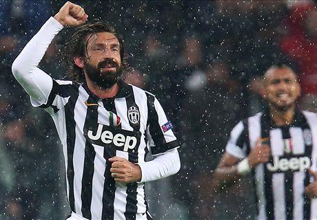 Pirlo, De Rossi, Arda Turan et les plus belles barbes du foot