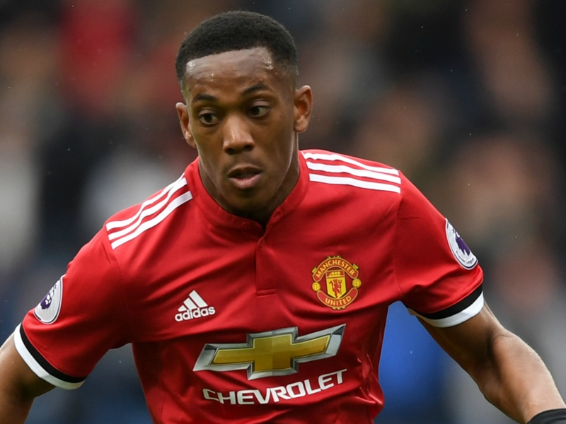 Martial has no issue with 'hard' Mourinho: He likes me as a person