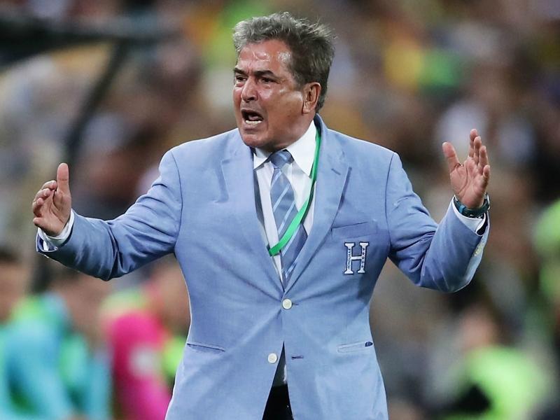 Honduras needs reset after defensive Pinto's failure