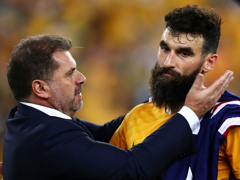 'Hardest thing I have ever done' - Postecoglou's relief after World Cup qualification